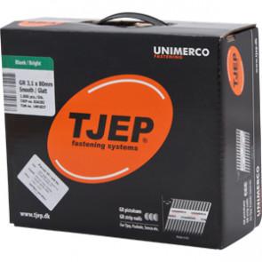 TJEP GR31/80 Glat blank, Reduced head. Box 1.800 pcs - TJ834282