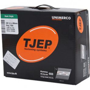 TJEP GR31/80 Ringsøm blank, Reduced head. Box 1.800 pcs - TJ834284
