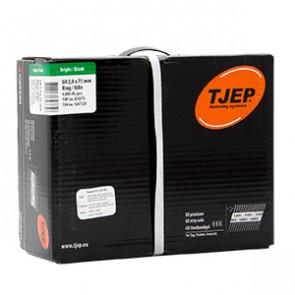 TJEP GR28/75 Ringsøm blank, Reduced head. Box 4.000 pcs - TJ834375