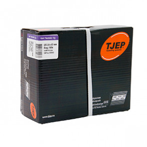TJEP GR28/63 Ringsøm , galv 12 microns. Box 4.600pcs. - TJ834563