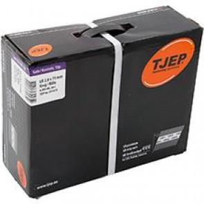 TJEP GR28/75 Ringsøm , galv 12 microns. Box 4.000 pcs. - TJ834575