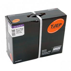 TJEP GR31/90 glat søm, galv 12 microns. Box 3.000 pcs. TJ834589