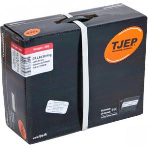 TJEP GR28/50 ringsøm varmgalv., Reduced head. Jumbobox 6.000 TJ834850