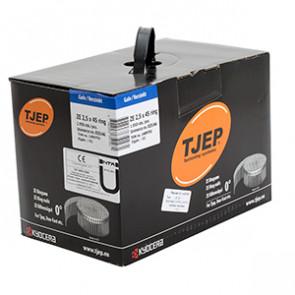 TJEP ZE25/45 Ringsøm elgalv, Full head. Box 1.950 pcs. - TJ835146