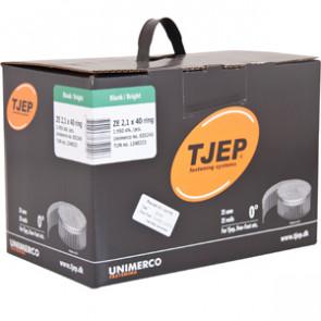 TJEP ZE21/40 Ringsøm blank, Full head. Box 1.950 pcs. - TJ835240
