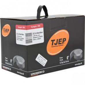 TJEP ZE25/50 sort varmgalv., t/Decra. Fuldhoved. Box 1.950 TJ835252