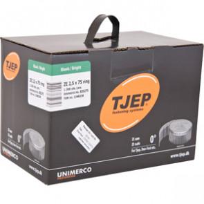 TJEP ZE25/75 Ringsøm blank, Full head. Box 1.300 pcs. - TJ835275