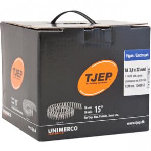 TJEP TA30/32 elgalv., t/tagpap. Box 1.920 stk. TJ836132