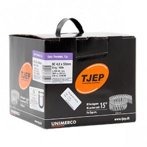 TJEP BC40/50 kamsøm elgalv., Full head. Box 1.200 pcs. TJ837151