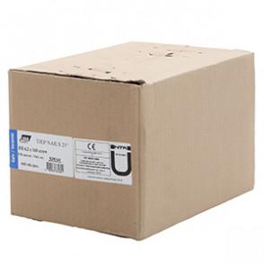 TJEP FH42/160 Snoet galv. søm, Full head. Box 660 pcs. - TJ838160