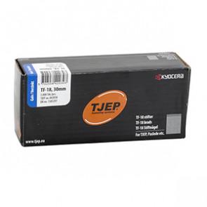 TJEP TF18 stifter 30mm, Elgalvaniseret. 5.000 stk. - TJ842030