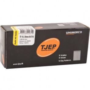 TJEP TF18 30mm stift , Rustfri 4A. Box 5.000 stk. - TJ842031