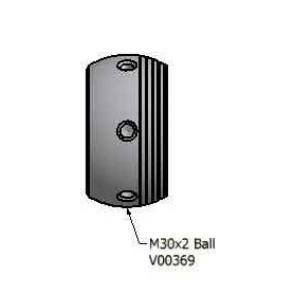 Vicmarc Eccentric, Ball M30 x 2 - V00369