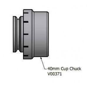 Vicmarc Eccentric, Chuck Cup 40MM - V00371