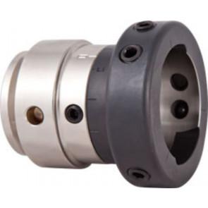 Vicmarc Eccentric Adaptor, #2 Chuck M45 x 2 - Insert Included - V00380-5