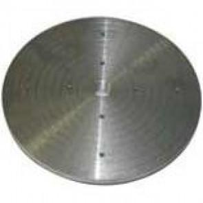 Vicmarc Face Plate, Aluminium 300mm M33 x 3.5 - V00417-2