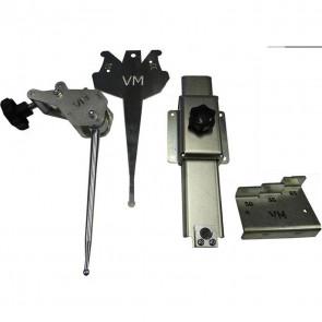 Vicmarc Drejejernsholder / Jig - Version 3 - V00437