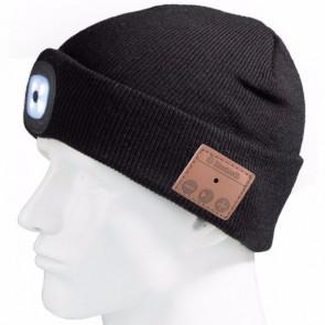 Zmartgear hue med bluetooth headset og lygte ZMG018