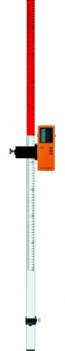 GeoFennel alu-stadie til laserinstrument 2,4 m GF-SL320205