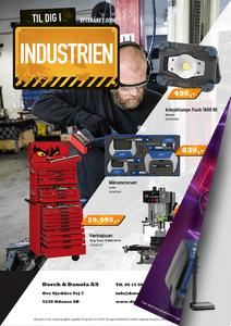 Kampagne på værktøj og maskiner til industrien