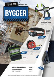 Kampagnetilbud på værktøj til byggebranchen