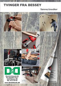 BESSEY kampagnetilbud på skruetvinger & spændeværktøj
