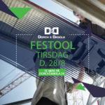 Kom til Festool-tirsdag den 28. august