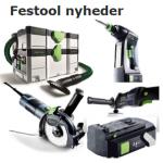 Festool NYHEDER 2015
