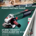 Metabo Power Partner tilbud hos Dorch & Danola
