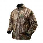 Milwaukee jagtjakke med varme i camuflage - en varm nyhed!