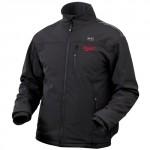 Milwaukee jakke med varme - M12 varmejakke med indbygget varmezoner