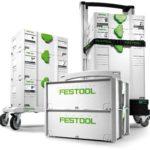 Festool mobilitet - Bliv mere mobil med Festool systemet