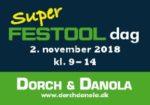 SUPER Festool dag - Danmarks største Festool event!