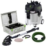 Festool girafsliber PLANEX LHS 225/CTM36-SET 571710